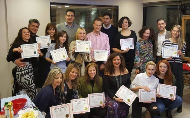 NLP Practitioner Certification team