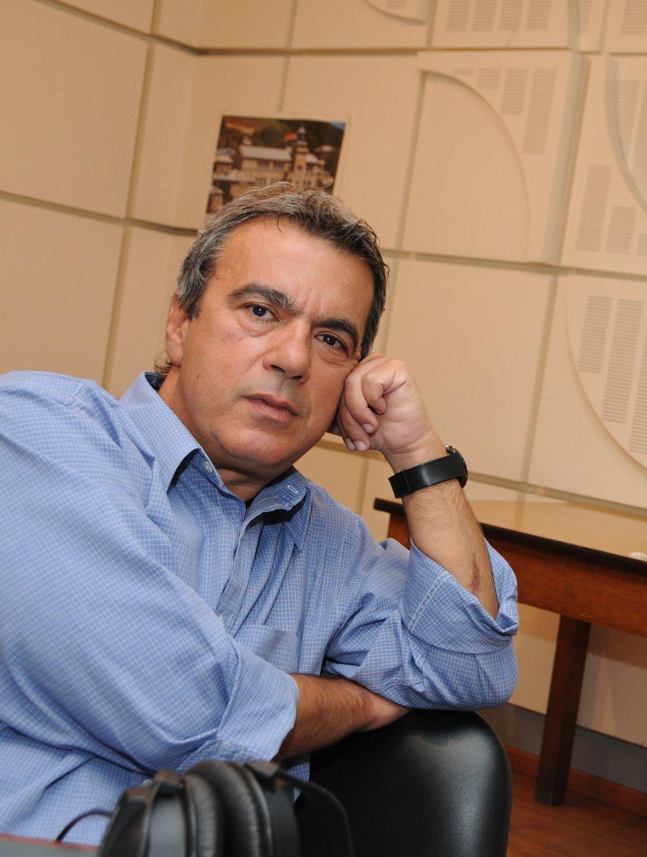 Παγώνης Χρίστος - Δημοσιογράφος